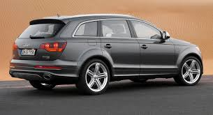 2007 audi q7 reviews 4 reasons why the audi q7 was the suv