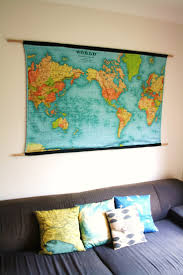 Etsy World Map by 14 Best World Map Images On Pinterest World Maps Live And World