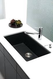 Granite Single Bowl Kitchen Sink Black Sinks Www Centural Co