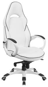 white office chair decorative contemporary office chair 20 brockman more