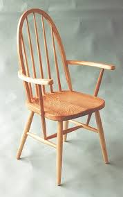 High Back Windsor Armchair Clisset Rocking Chair
