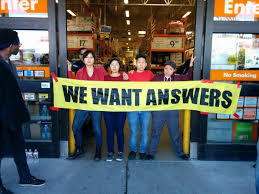home depot black friday store hours san francisco bay view black lives matter activists shut down