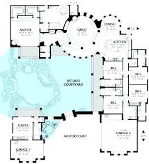 courtyard floor plans japanese house plans modern house floor plans more extraordinary