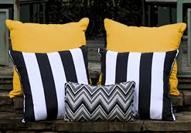 Yellow Throw Pillows & Decorative Pillows for a Bold Look