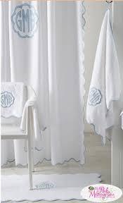 matouk shower curtain shower ideas