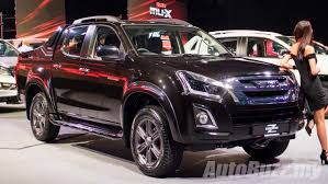 isuzu dmax 2016 isuzu d max facelift launched in malaysia 8 variants priced from