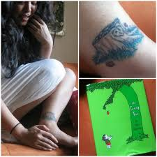 teki 25 den fazla en iyi giving tree tattoos fikri