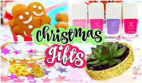 Homemade Christmas Presents by Diy Christmas Gifts Easy Diy Gift Ideas Everyone Will Love Youtube