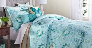 Kohls Queen Comforter Sets Kohls Cardholders Queen Comforter Sets As Low As 25 19 Shipped
