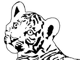 tribal tiger cub by estub1 on deviantart