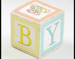diy alphabet blocks etsy