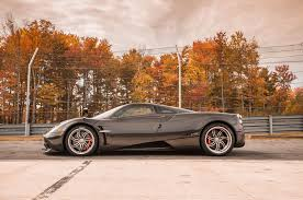 pagani zonda side view 2015 pagani huayra review