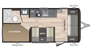 100 keystone trailers floor plans super clean 33 u0027 2009