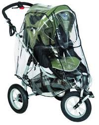Poussette High Trek Siège Auto Habillage Pluie High Trek Transparent Bebe Confort Orchestra