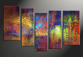 wall art designs picking best painted canvas wall art with