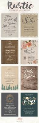 country wedding programs rustic wedding invitations yourweek 76ee0aeca25e