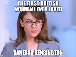 Vanessa Meme - isn t she lovely imgflip