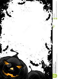 grungy halloween frame stock images image 20896394