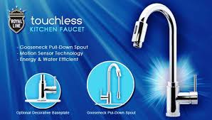the benefits of touchless kitchen practicality touchless kitchen faucet