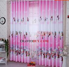 Pink Curtains For Girls Room Cute Patterned Fancy Inexpensive Kids Pink Curtains For Girls Buy
