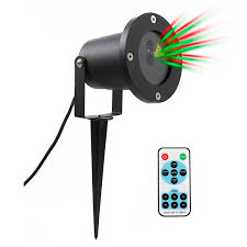 dancing stars outdoor christmas laser light ip44 approved with 3m
