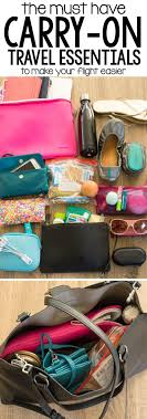 10 Must Essentials For A by 10 Must Carry On Essentials For Every Trip Wanderlust