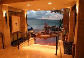 home interior tiger picture entrance interior design in luxury tiger woods home in hawaian
