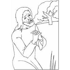 click the cartoon jesus coloring pages jesus praying coloring