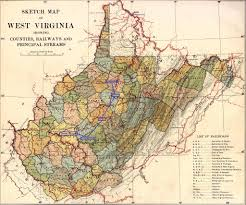 Virginia House Of Delegates District Map by Burning Of Sutton West Virginia The Other History