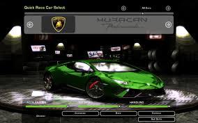 Lamborghini Huracan Acceleration - need for speed underground 2 lamborghini huracán performante nfscars