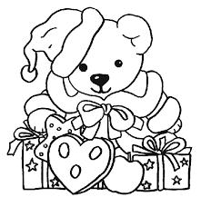 dibujos navideñas para colorear imagenes dibujos de navidad para colorear osito dibujos navideños