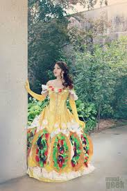 taco belle u0027 is a fast food loving dress wearing goddess the