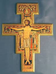 san damiano crucifix san damiano wall crosses