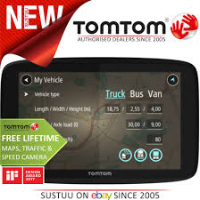 Tomtom North America Maps Free Download by Trucker Gps Ebay