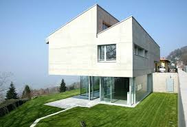 home design software free home design and architecture top heavy geometric concrete home in