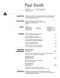 American Resume Example by Cv Curriculum Vitae Resumes Learning English
