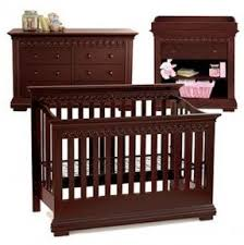 Convertible Crib Set Solid Wood Crib Sets Foter