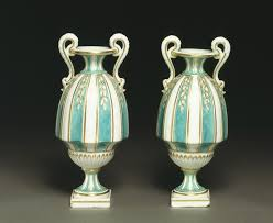 Porcelain Vases Uk Vase Derby Porcelain Factory V U0026a Search The Collections