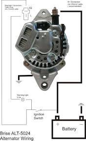 denso 5021s alternator brise electronics