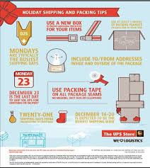 ups shipping packaging tips infographic momstart