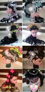 23 best holiday hair 2 contest images on pinterest holiday hair