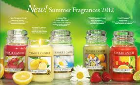chiffon and sparkles yankee candle summer scents review