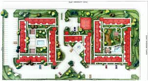 apartment complex blueprints awesome 2 apartment floor plans with