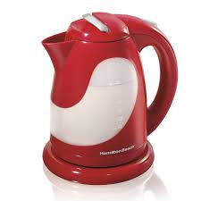Green Kettles And Toasters Electric Kettles Hamiltonbeach Com