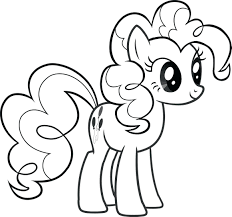 articles with pinkie pie coloring pages online tag pinkie pie