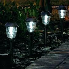 solar led walkway lights solar powered outdoor landscape lights solar led landscape lights