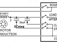 whasing machine motor help