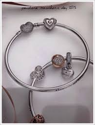 pandora bangle bracelet with charm images Pandora mother 39 s day 2015 sneak peek mora pandora png