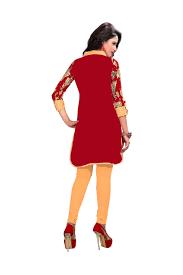 designer westen designer westen shirt style kurti at rs 420 6342823 voonik