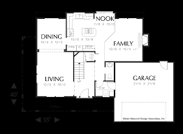 mascord house plan 2239k the chanticleer